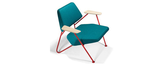 Fauteuil de Salon POLYGON - Design Prostoria 1