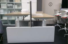 Table de Bureau Bench électrique WINGLET - Design Bralco