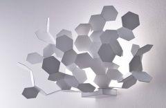 Applique led Méduse - Design Paolo Ulian