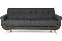 Canapé 3 Places Design BOND - 200 cm