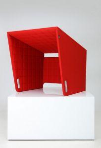 Box Acoustique BuzziCockpit - Design BuzziSpace