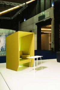 Box Acoustique Canapé 2 places BuzziHub Single - Design BuzziSpace