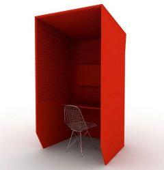 Box Acoustique BuzziBooth - Design BuzziSpace