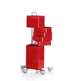 Chariot à Tiroirs SPINNY - Design Studio Joe Colombo - B-Line