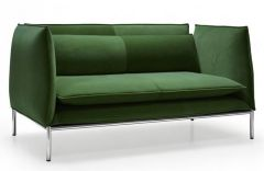 Canapé avec accoudoirs BOX - 162 cm - Design Marco Cocco - Quinti