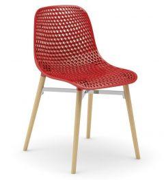 Chaise d'Extérieur 4 Pieds NEXT - Design A. Ostwald - Infiniti