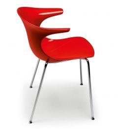 Chaise 4 Pieds Personnalisable LOOP - Design Claus Breinholt - Infiniti