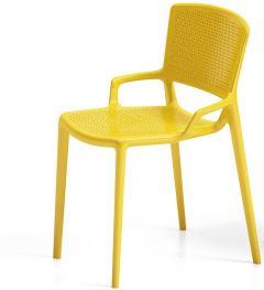 Chaise d'Extérieur 4 Pieds FIORELLINA - Design Fabrizio Batoni - Infiniti