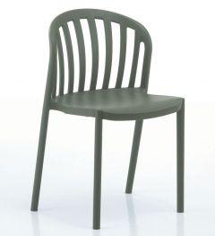 Chaise d'Extérieur 4 Pieds MY WAY - Design Paolo Favaretto - Infiniti