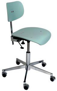Chaise de Bureau à Roulettes SNG 197 - Design Egon Eiermann - Wilde + Spieth