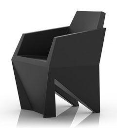 Fauteuil In & Outdoor GEMMA - Design Karim Rashid - B-Line