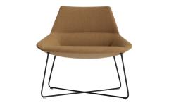 Fauteuil Lounge DUNAS XL - Design Christophe Pillet - Inclass