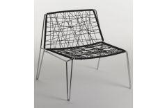 Fauteuil Lounge PENELOPE - Design Marcello Ziliani - Casprini