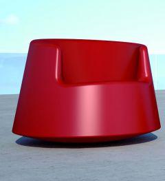 Fauteuil ROULETTE - Design Eero Aarnio - Vondom