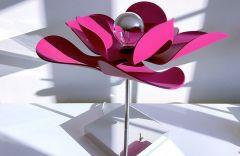 Lampe fleur - Design François-Marie Gérard & Irma Birka - BLOOMBOOM