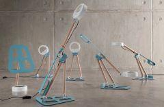 Lampe de table led Giulia - Design Delineodesign