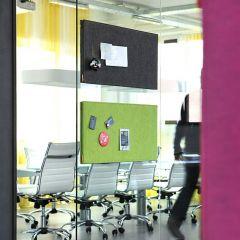 Tableau Acoustique avec Ventouses BuzziGrip 120 - Design BuzziSpace