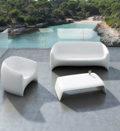 Table Basse BLOW - Design Stefano Giovannoni - Vondom