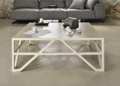 Table Basse en Bois Parea - Carrée ou Rectangulaire - Design Sotiri Lazou - Tagged