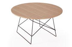 Table basse Grids - Ø 70 cm - Design Per Weiss - Innovation