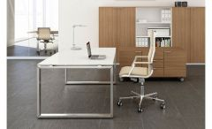 Table de Bureau Personnalisable LOOPY - Design Bralco