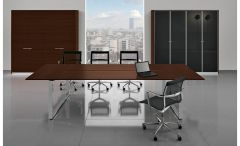 Table de Réunion / Conférence LOOPY - Design Bralco