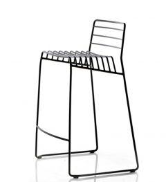 Tabouret Pieds Traîneau PARK - Design Neuland Paster & Geldmacher - B-Line