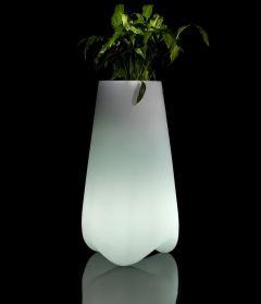Pot de fleurs VLEK - Design Karim Rashid - Vondom