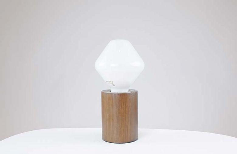 Ampoule LED R 105 OPAL - E27 - Ø 10,5 cm - Blanc - Design Thermolamp