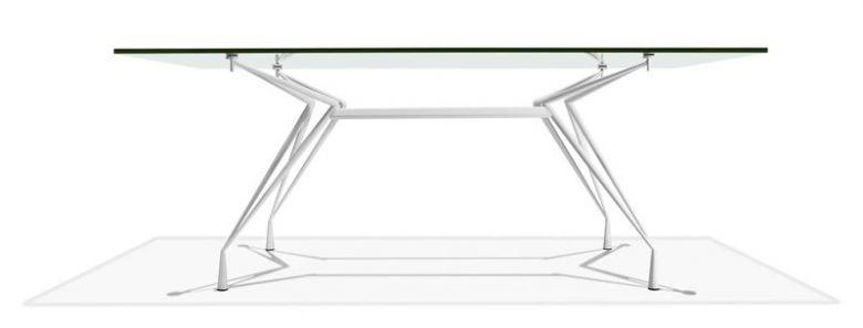 Table de Repas / Réunion Rectangle Apollonio - Design Marco Maran - Casprini