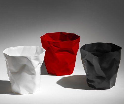 Corbeille Design Bin Bin Blanc - Essey