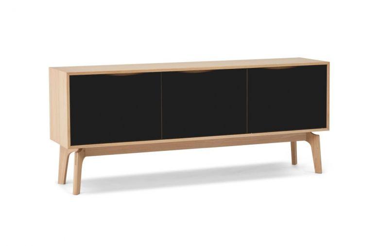 Buffet en bois Edge - 195 cm - Design Wood and Vision