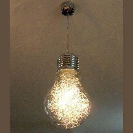 Lustre Design Bulb Géant