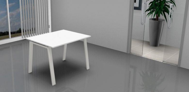 Table de Bureau Personnalisable TAKE-OFF - Design Perin & Topan - Bralco