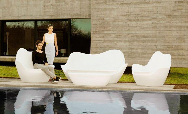 Fauteuil Sabinas - Design Javier Mariscal - Vondom