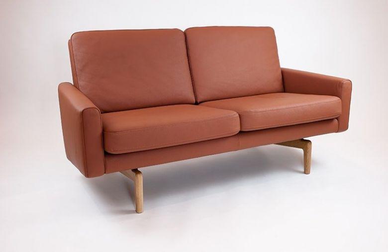 Canapé BILBORG - 151 à 216 cm - Design Olivier & Lukas WeissKrogh - Scandi