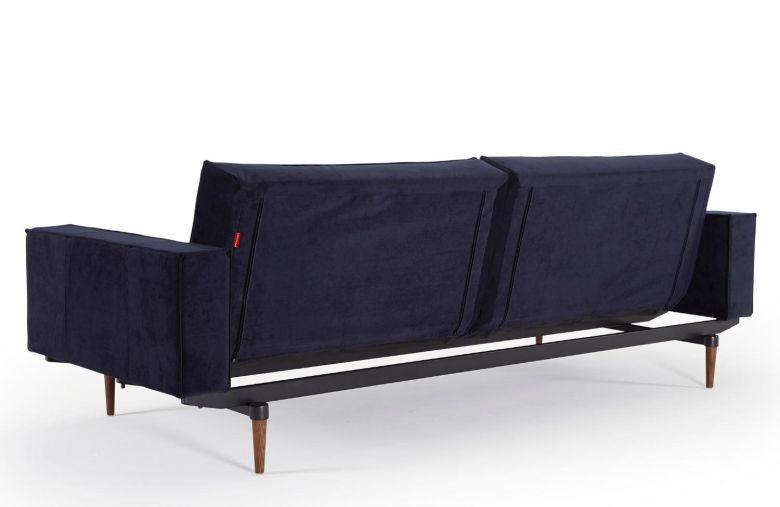 Canapé convertible avec accoudoirs SPLITBACK - Innovation - Design Per Weiss