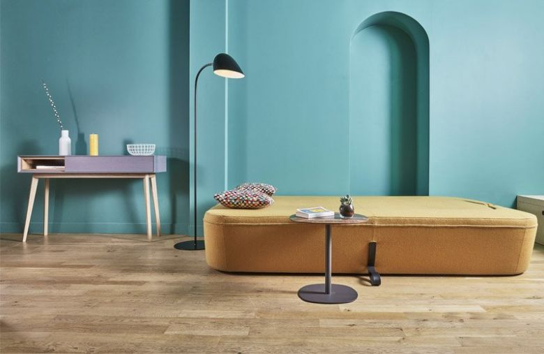 Canapé Convertible 3 places REVOLVE - Design Prostoria