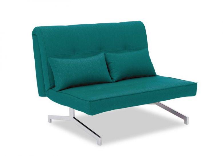 Canapé Convertible BZ Design Duo Bleu Turquoise