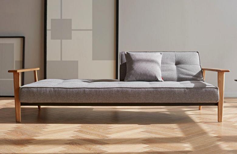 Canapé convertible SPLITBACK - 210 cm - Innovation - Design Per Weiss