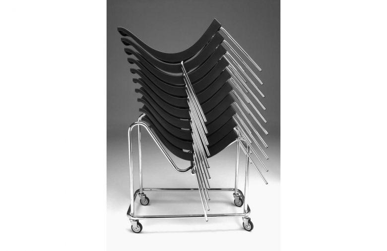 Chaise 4 pieds Chiacchiera - Design Marco Maran - Casprini