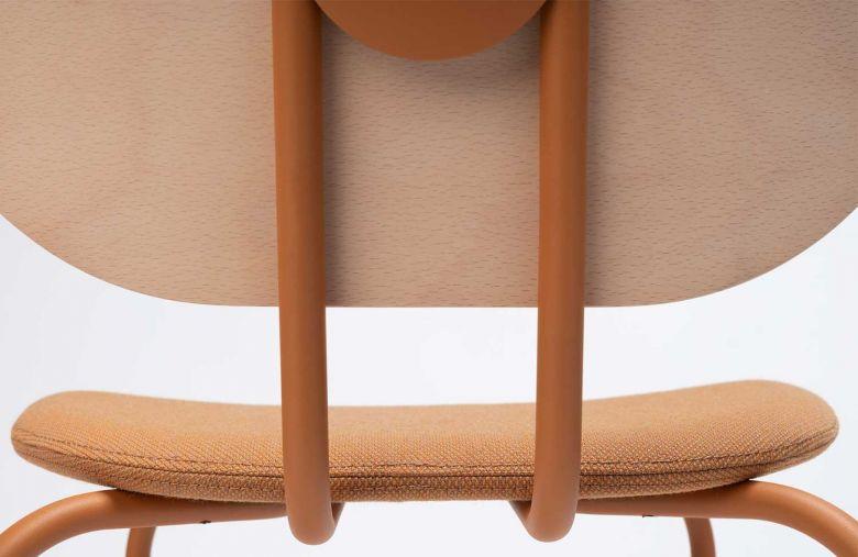Chaise 4 Pieds Hari - Design estudi{H}ac - Ondarreta