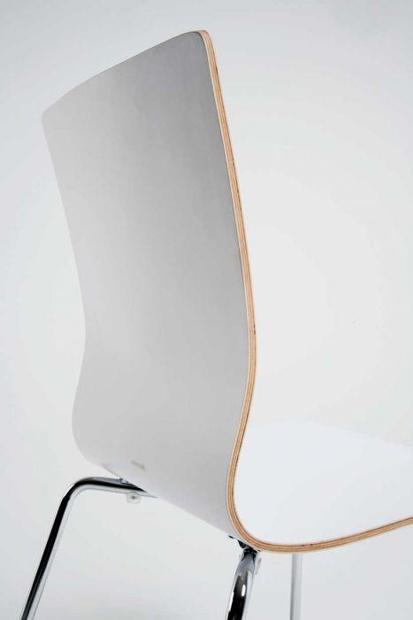 Chaise 4 Pieds Dane - Design Ondarreta
