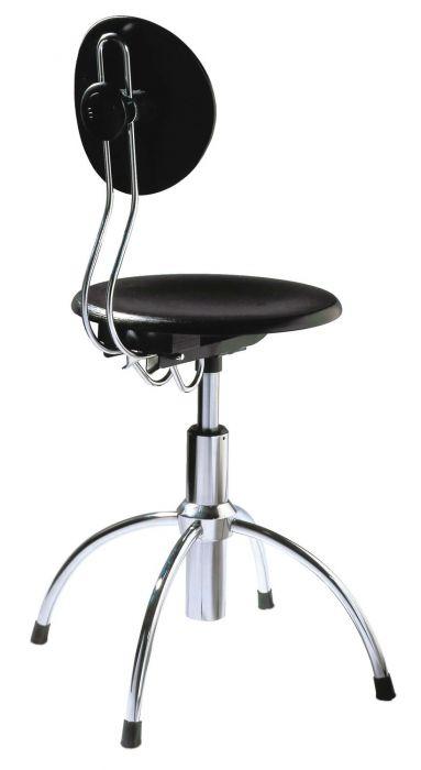 Chaise de Bureau Réglable SE 41 - Design Egon Eiermann 1949 - Wilde + Spieth