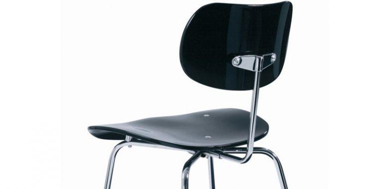 Chaise 4 Pieds SE 68 - Design Egon Eiermann 1951 - Wilde + Spieth