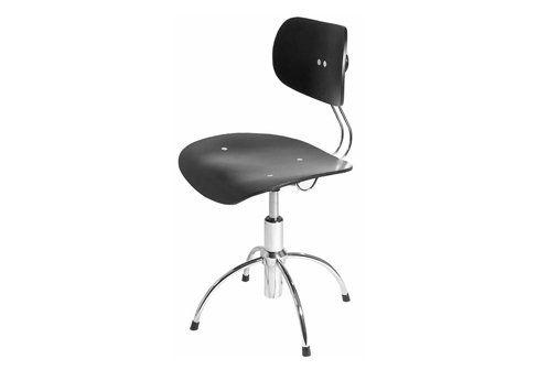 Chaise de Bureau Réglable SE 40 - Design Egon Eiermann 1949 - Wilde + Spieth