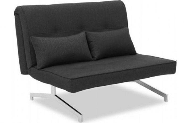 Canapé Convertible BZ Design Duo Gris Anthracite