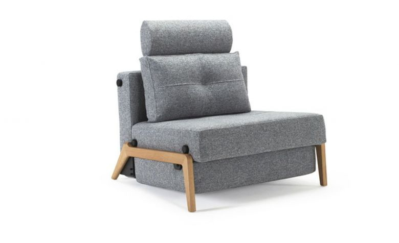 Fauteuil convertible CUBED - 90 cm - Innovation - Design Per Weiss