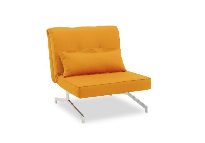 Fauteuil Convertible BZ Design Solo Jaune