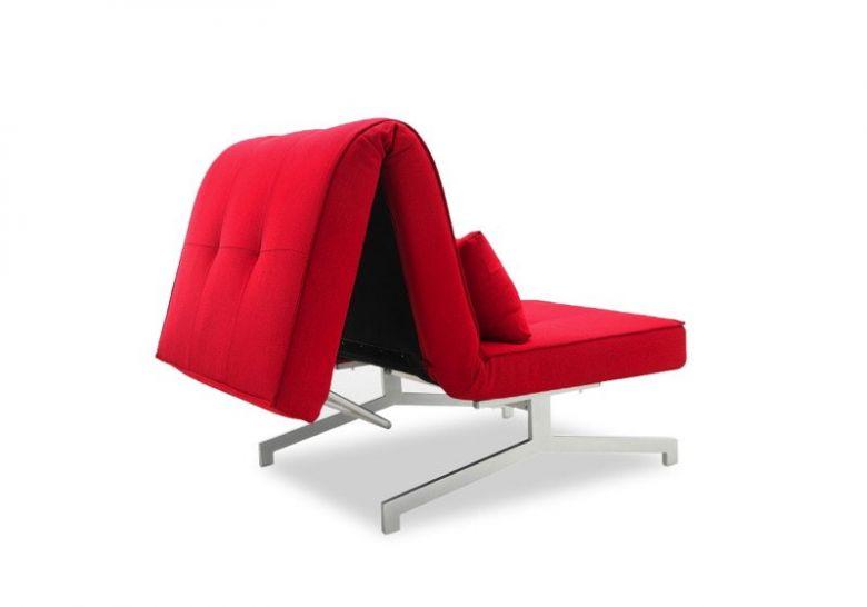 Fauteuil Convertible BZ Design Solo Rouge